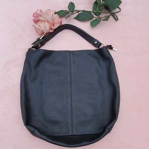 BLACK GIANNI NOTARO PURSE